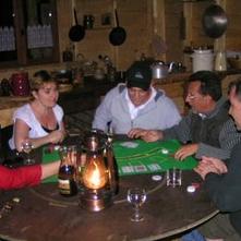 Initiation poker