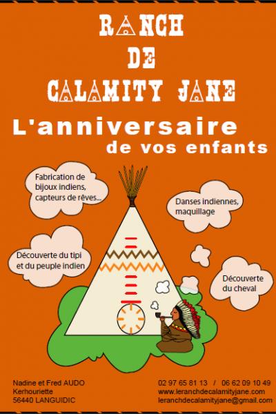 Anniversaire - Famille - Tipis d'hôtes Languidic Morbihan