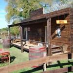 Le cheyenne hôtel extérieur - Ranch de Calamity Jane - Languidic Morbihan