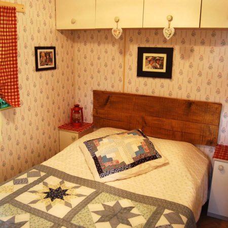 Chambre gîte - Ranch de Calamity Jane - Tipis d'hôtes Languidic Morbihan