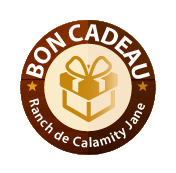 Bon cadeau - Ranch de Calamity Jane - Languidic Morbihan